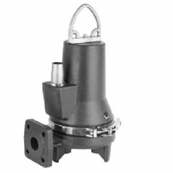 WQAS SERIES SUBMERSIBLE GRINDER SEWAGE WATER PUMP WITH CUTTING DEVICE