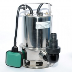SGPS SERIES STAINLESS STEEL SUBMERSIBLE GARDEN WATER PUMP