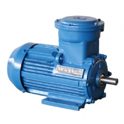 YB3 SERIES EXPLOSION PROOF THREE PHASE ASYNCHRONOUS MOTOR