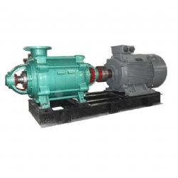 BOILER FEED WATER PUMP HIGH PRESSURE HORIZONTAL MULTISTAGE  CENTRIFUGAL TYPE DG