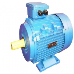 THREE PHASE ALUMINUM HOUSING MOTOR MS