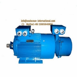 CHINA FACTORY LOW VOLTAGE ROTOR SLIP RING ELECTRIC MOTORS YR, YR2, YR3 380V, 400V, 415V, 420V, 440V, 690V, 1140V