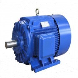 THREE PHASE CAST IRON MOTOR Y SERIES