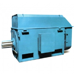 YKK SERIES OF AIR-COOLED HIGH VOLTAGE THREE-PHASE ASYNCHRONOUS MOTOR