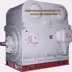 CHINA FACTORY EXPLOSION-PROOF HIGH-VOLTAGE ELECTRIC MOTOR YBKS . CHINA FACTORY EXPLOSION-PROOF ELECTRIC MOTOR YBKS SERIES ARE SUITABLE FOR SCRAPER CONVEYOR DRIVEN BY COAL MINE, LOADER, CRUSHER.